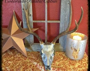 deer horn accents etsy