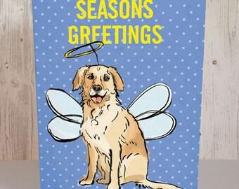 Canine Christmas_Labrador