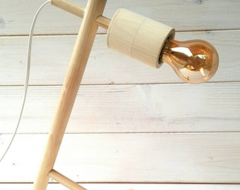 Stiky table lamp