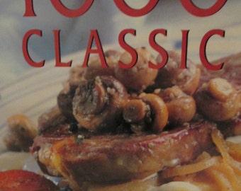 2003 Classic Recipes – 8 lbs - 1000 Recipes