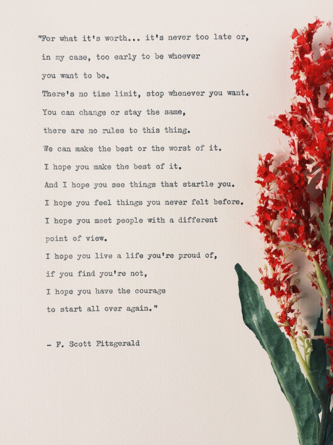 11 Profound Quotes By F Scott Fitzgerald
