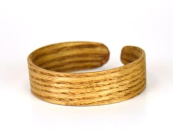 Oak Bracelet, Wooden Bracelet, Wooden Jewelry Accessories, Handmade Jewelry, Gift, 2Puggles Wooden Jewelry, Bracelets,