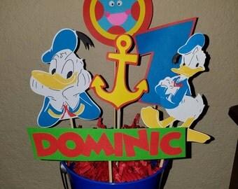 Donald Duck Centerpiece