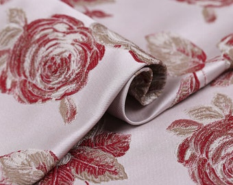 0.5 meter width 57.08 inches brocade fabric,brocade fabric,jacquard crafts fabric,for dress material,Floral fabric(150-5)