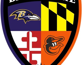 Baltimore Ravens/Orioles combined