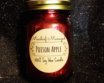 Poison Apple 16 oz Soy Candle