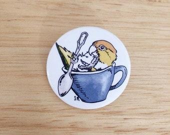 """CupCaique Button 1.5"""""""