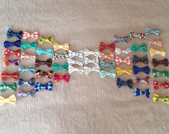 Snap On Bow Tie with Onesie, Baby Bowtie, Baby Boy Bow Tie, Outift Bow Tie, Matching Bow Tie
