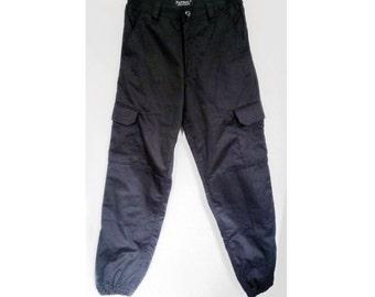 Commando black military pants