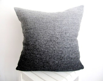 Smokey  Pillow Cover Transitive Pillow Case Cushion Cover Throw Pillow Cover Decorative Pillow  Accent 18''