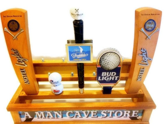 Bud Light Tap Handle Golf Amstel Light Pga Beer Tap New