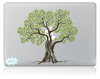New tree decals mac stickers Macbook decal macbook stickers apple decal mac decal stickers 10