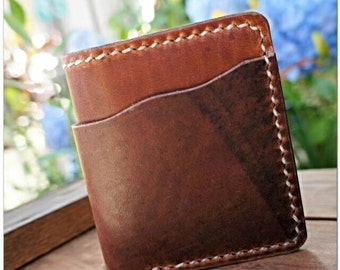 Horween leather Chunky wallet