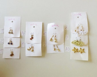 Christmas Dainty Earrings