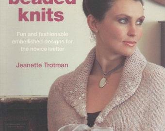 Easy Beaded Knits by Jeanette Trotman