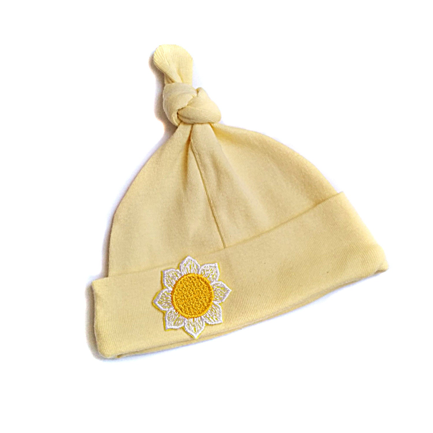 Baby Knit Organic Cotton Hat Organic Jersey Knit Fabric Hat