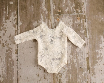 Ready to ship newborn girl romper...baby bodysuit...infant one piece...onesie