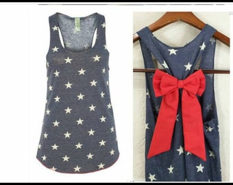 Personalized Star tank top!!