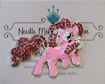 Pink Pony Needle Minder