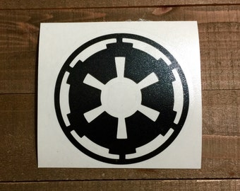 Star Wars Galactic Empire Decal