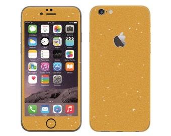 Glitter Skin - Gold Diamond iPhone 6/6S