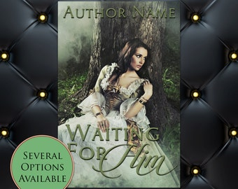 Waiting For Him Pre-Made eBook Cover * Kindle * Ereader Cover