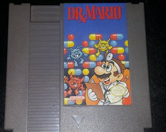 Dr Mario Regular Nintendo
