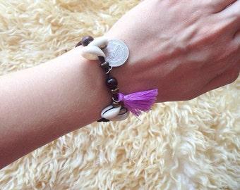 Muse Bracelet,Beach Bracelet,Summer Bracelet,Boho Style