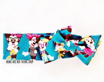 FASHIONISTA MINNIE headwrap