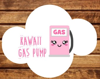 30 Kawaii Gas pump