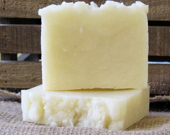 Ginger White Tea Handmade Vegan Soap