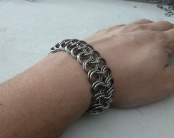 Prince Mail Chainmail Bracelet