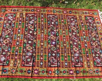 Pirotski Carpet, Rug, Chiprovci,Handmade,Vintage