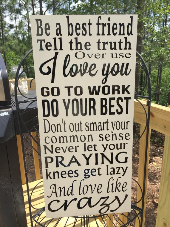 Love Like Crazy Wood Sign 11 X 26 Country Song Sign Lee Brice