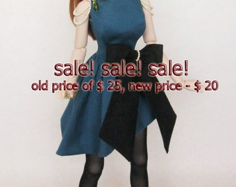 SALE dress for dd dollfie dream witl l-bust