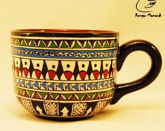 Historical Mug Design