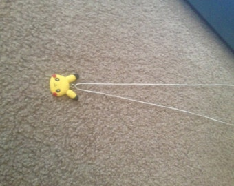 pokemon pikachu necklace