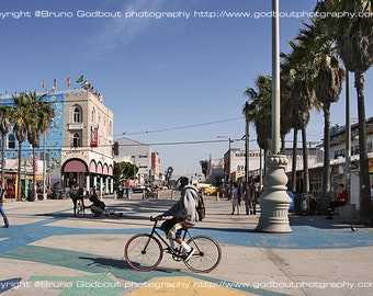 Venice boardwalk no. 2 - Venice, CA  2016