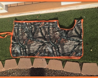 Fleece Horse Quarter Sheet Blanket in MOSSY OAK Camo Print