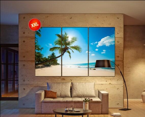 beach  canvas wall art beach wall decoration beach canvas wall art art beach large canvas wall art  wall decor