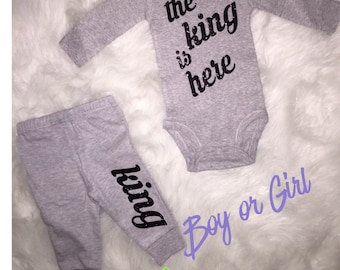 Limited Time* Girl/Boy Infant Sets.