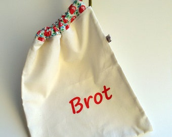 Bread rolls pouches