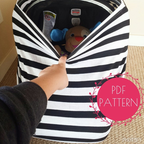 How To Make Infant Car Seat Covers
