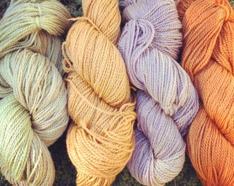 NEW! Seasonal Fibershed-Certified Yarn Subscription: 1 Season
