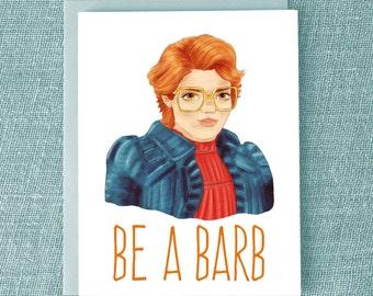Stranger Things Barb