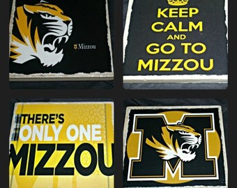 University of Missouri - Columbia Coasters - Show Your Pride for the Missou Tigers!