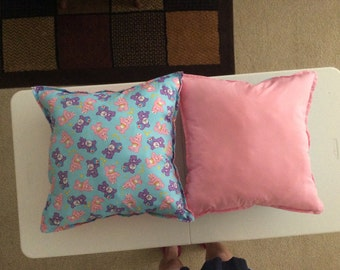 Care Bear pillows