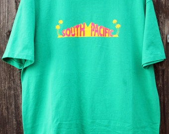 1980's South Pacific Musical T shirt