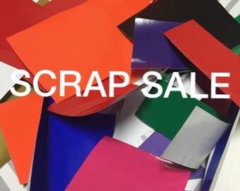 Scrap Sale/ Decal Scrap Sale