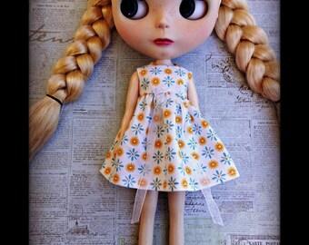 Sunny Swedish Blythe Dress
